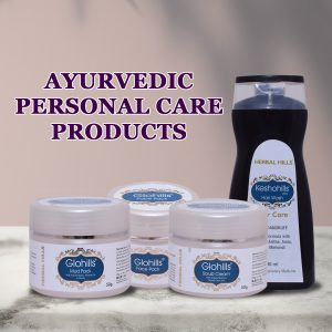 Ayurvedic Personal Care Products Line